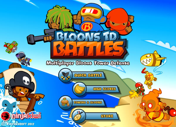 Cheats & BTD 5 Unblocked Online