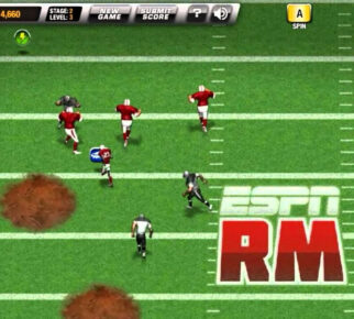 Return Man 7  Linebacker 2 - Play Online